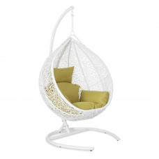 Подвесное кресло ORION White